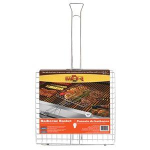 Mr. Bar-B-Q Chrome Grilling Basket