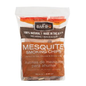 Mr. Bar-B-Q Mesquite Wood Smoking Chips