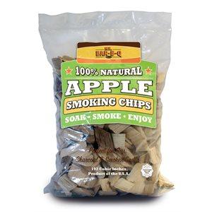 Mr. Bar-B-Q Apple Wood Smoking Chips