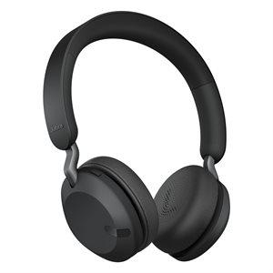 Jabra Elite 45h Wireless Headphones Titanium Black