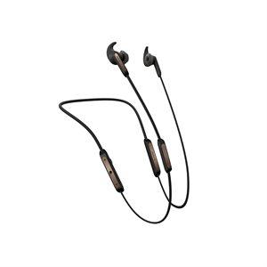 Jabra Elite 45e Bluetooth Stereo Headset, Copper / Black