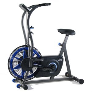 15-1100 - Stamina Deluxe Air Bike with Dual Action Handlebars