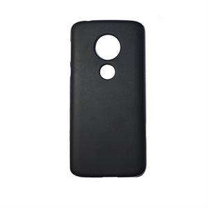 Affinity Gelskin for Moto G6 Play, Solid Black