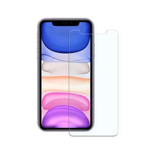 Axessorize Tempered Glass Screen Protector for iPhone XR / 11, Clear