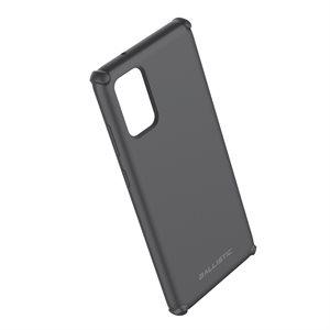 Ballistic Soft Jacket Series case for Samsung Galaxy S20 Plus, Black