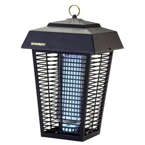 Flowtron 1.5 Acre Electronic Insect Killer - Black