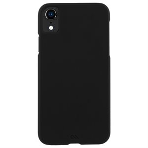 Case-Mate Barely There Case for iPhone XR, Black