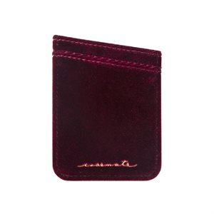 Case-Mate ID Pocket, Garnet
