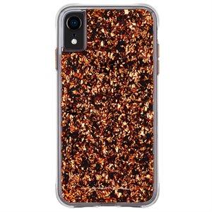 Case-Mate Karat Case for iPhone XR, Rose Gold