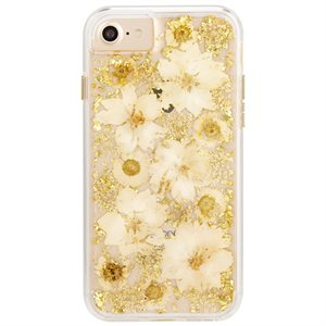 Case-Mate Karat Petals Case for iPhone 6s / 7 / 8, White