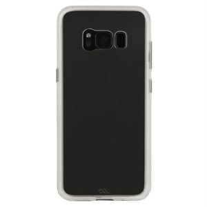 Case-Mate Naked Tough Case for Samsung Galaxy S8 Plus, Clear