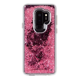 Case-Mate Waterfall for Samsung Galaxy S9 Plus, Rose Gold