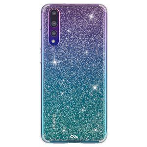 Case-Mate Sheer Crystal Case for Huawei P20 Pro, Clear