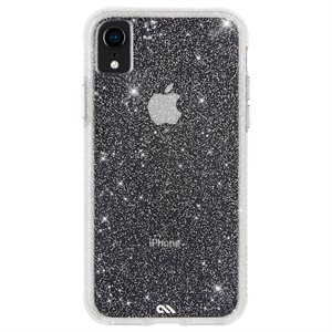 Case-Mate Sheer Crystal Case for iPhone XR, Clear