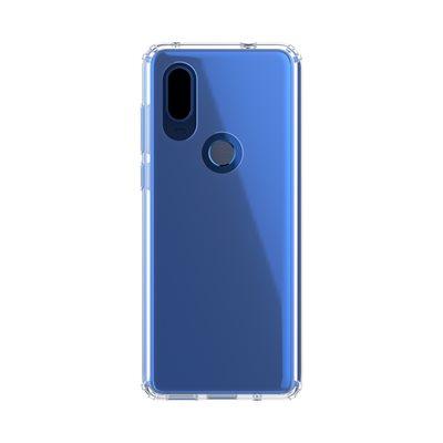 Case-Mate Tough Clear Case Motorola One Vision, Clear