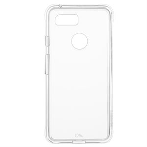 Case-Mate Tough Clear Case for Google Pixel 3 XL, Clear
