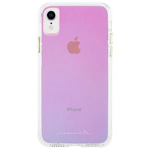 Case-Mate Tough Clear Case for iPhone XR, Iridescent