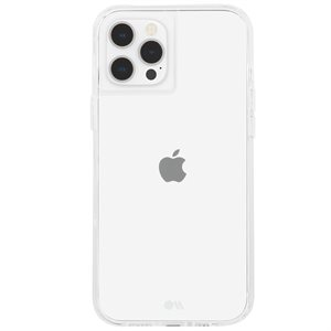 Case-Mate Tough Clear Case for iPhone 12 / 12 Pro, Clear