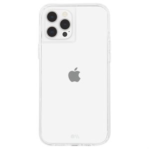 Case-Mate Tough Clear Case for iPhone 12 Pro Max, Clear