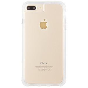 Case-Mate Tough Clear Case for iPhone 6s Plus / 7 Plus / 8 Plus, Clear