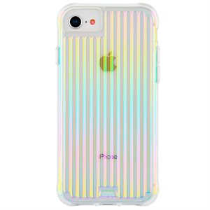Case-Mate Tough Groove Case for iPhone SE / 8 / 7 / 6 / 6s, Iridescent