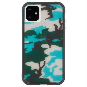 Case-Mate Tough Case for iPhone 11, Camo