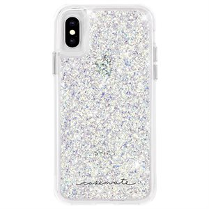 Case-Mate Twinkle Case for iPhone X / Xs, Stardust