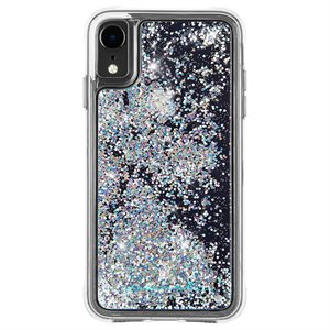 Case-Mate Waterfall Case for iPhone XR, Iridescent