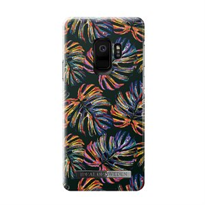 iDeal of Sweden Fashion Case for Samsung Galaxy S9, Neon Tropical