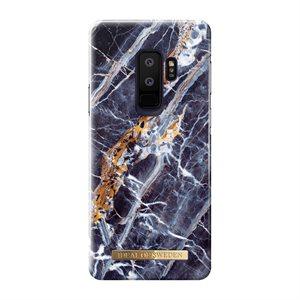 iDeal of Sweden Fashion Case Samsung Galaxy S9 Plus, Midnight Blue Marble