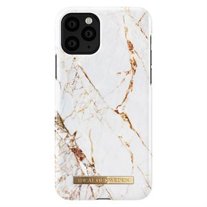 iDeal of Sweden Fashion Case for iPhone 11 Pro, Carrera Gold Marble