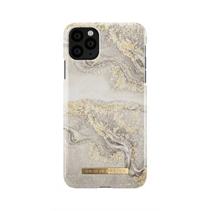 iDeal of Sweden Fashion Case for iPhone 11 Pro Max, Sparkle Greige Marble