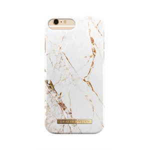 iDeal of Sweden Fashion Case for iPhone 7 / 8, Carrara Gold Marble