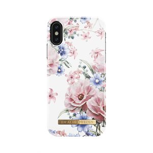 Ideal of Sweden Fashion Case for iPhone X, Floral Romance