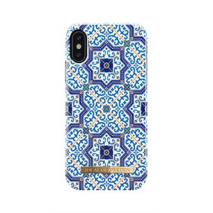 Ideal of Sweden Fashion Case for iPhone X, Marrakech Blue