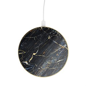 iDeal of Sweden Fashion Qi Charger, Port Laurent Marble