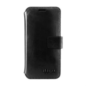 iDeal of Sweden STHLM Wallet Case for Samsung Galaxy S10e, Black