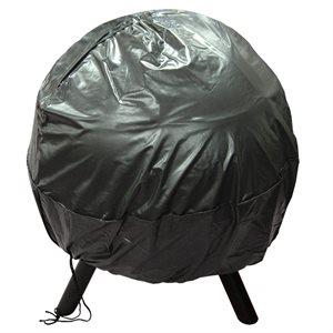 Landmann Ball Of Fire Pit Cover - Black