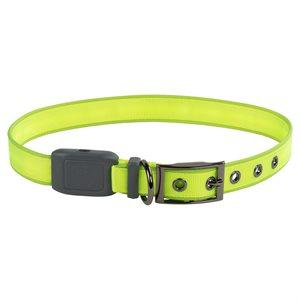 Nite Ize NiteDog Rechargeable LED Collar - Extra-Large - Lime Green
