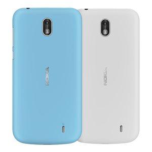 Nokia OEM Xpress-on Cover Nokia 1 Blue / Grey