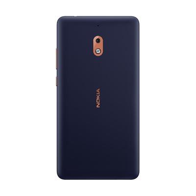Nokia 2.1 Smartphone, Blue / Copper