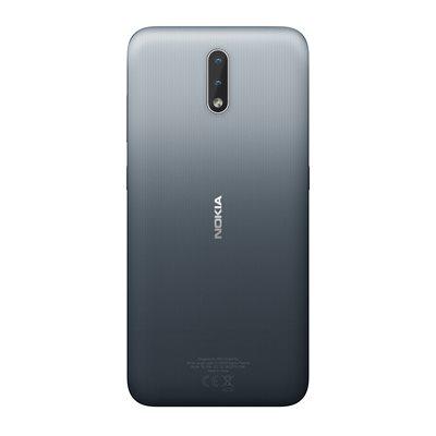 NOKIA 2.3 Smartphone, Charcoal