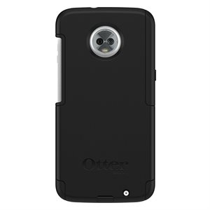 OtterBox Commuter Case for Moto Z3 Play, Black