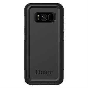 OtterBox Commuter Case for Samsung Galaxy S8 Plus, Black