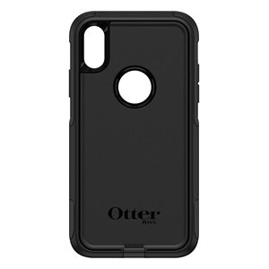 OtterBox Commuter for iPhone XR, Black