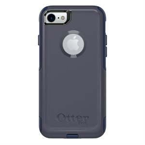 OtterBox Commuter Case for iPhone SE / 8 / 7, Indigo Way