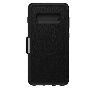 OtterBox Strada Case for Samsung Galaxy S10 Plus, Black