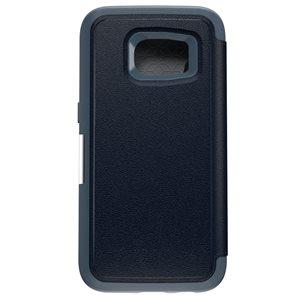 OtterBox Strada Case for Samsung Galaxy S7, Night Cannon Blue
