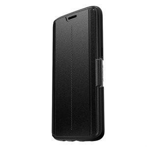 OtterBox Strada Case for Samsung Galaxy S7 Edge, Onyx Black