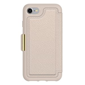 OtterBox Strada Case for iPhone SE / 8 / 7, Opal